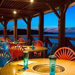 コーラル シー ビュー - 夕陽を楽しめるテラス席