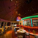 コーラル シー ビュー - 天井は星が瞬くようなライティング