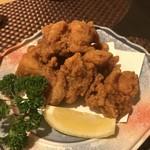 灘料理屋 - 若鶏の唐揚げ