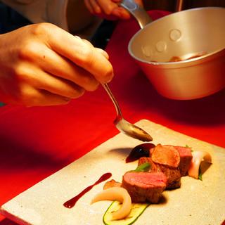 ◇カジュアルなフランス料理でプチ贅沢◇