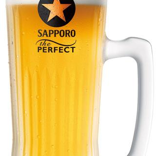 【パーフェクト黒ラベルが飲める!】サッポロに選ばれたお店です