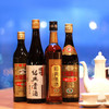 バー マカンマカン - ドリンク写真:紹興酒を各種ご用意