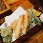 69598588 - 野菜の天ぷら