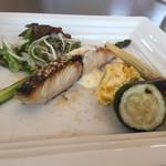 海のレストラン - 鱸のポアレ