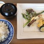 海のレストラン - 瀬戸内鮮魚のランチ