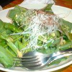 喰べ物や 花子っ子 - ルッコラのサラダ