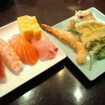 6960298 - お寿司&天ぷら