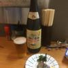 旬菜と海鮮 森田屋 - 料理写真:大阪に乾杯と鯖刺し