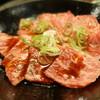 出芽金 - 料理写真:上カルビ、並ロース、牛モモ肉