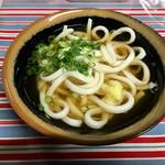 上杉食品 - かけうどん250円