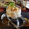 珈琲 千茶古 - 料理写真:白玉コーヒーゼリーパフェ