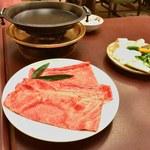 Ningyouchouimahan - お昼のすき焼き