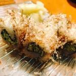 三是寿司 - なみだ巻き