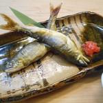 割烹和楽 - 琵琶湖小鮎