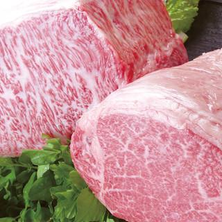 宮崎県内で生産された芳醇な宮崎牛