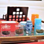 西麻布 真不同 - 中国茶のワゴンサービス