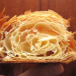 6961412 - 発酵バター クロワッサン、断面