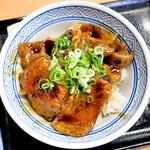 吉野家 - ロース豚丼並盛