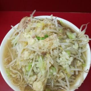 ラーメン二郎 - 料理写真:大ダブル 1030円 ※全マシ