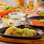 オステリア ヤンバル - 料理写真:コースイメージ