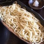 69616059 - 炒め野菜つけ麵・麺