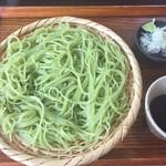 69617175 - 《季節の変わり蕎麦》750円                       2017/7/5