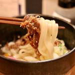 天ぷら串ともつ鍋 奥志摩 - 麺肉リフト
