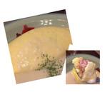 玉子物語 エッグストーリー - 明太マヨにホワイトソース