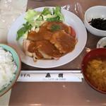 69619957 - 生姜焼き定食