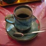 カフェ・ハイチ - ホットコーヒーです。