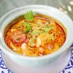 タイ王宮レストラン カポン - トムヤムクン