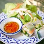 タイ王宮レストラン カポン - 生春巻