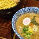 みそら - 濃厚魚介つけ麺+大盛り+味玉