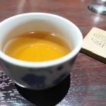 69620717 - 食後のお茶が有難い