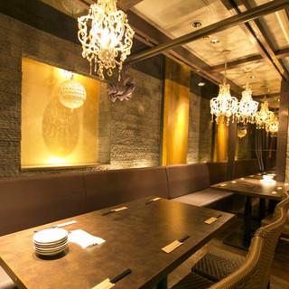 ◆お洒落な完全個室で歓送迎会◆2名〜最大80名まで可◆