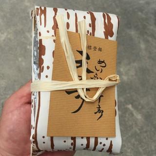 天むす千寿 - パッケージ