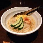 炭火焼肉 ふちおか - 冷麺