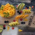 KOSO - 料理写真:記念日ケーキ!要予約