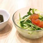 くーしゃん - サラダですp(^_^)q