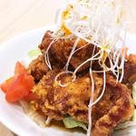 くーしゃん - 油淋鶏p(^_^)q
