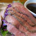 肉バル2986 - ローストビーフ