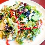 祥瑞 さっぽろ - グリーン野菜のシーザーサラダ