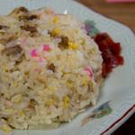 食堂なまえ - チャーハン(700円)