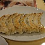 Manshinsaikan - 焼き餃子