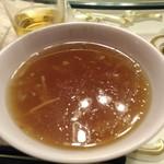 遙華 - スープ