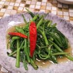 69632098 - 季節の青菜炒め