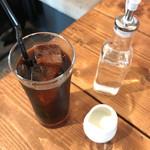 ヨーキーズブランチ - アイスコーヒー