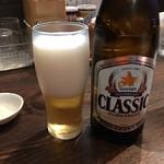 69634690 - 瓶のクラシックは北海道でしか見ません