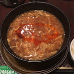 69636399 - 酸辣湯麺、辛さと酸味のマッチが良いね