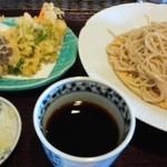 69637297 - 蕎麦と天ぷら